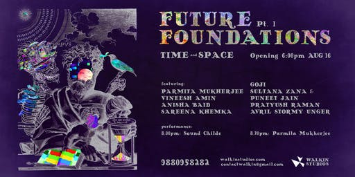 Future Foundations Part 1: Time and Space