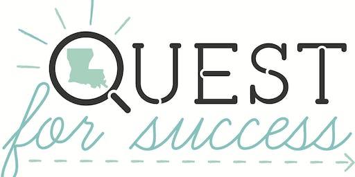 Quest for Success October Training (DeSoto Parish)