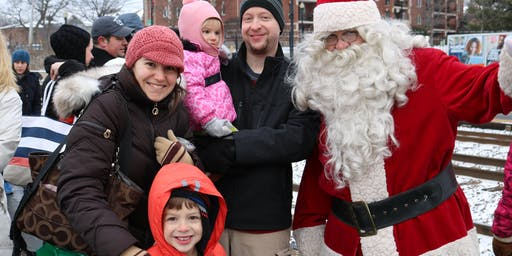 Santa Express Train 4 - Saturday, December 14 at 11:15A