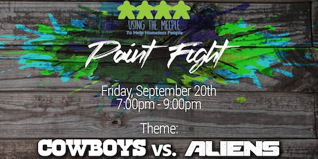 Paint Fight tickets
