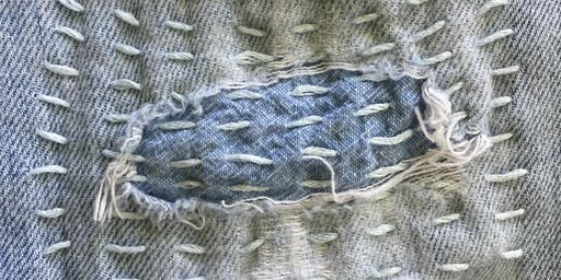 Visible Mending and Patch-Making