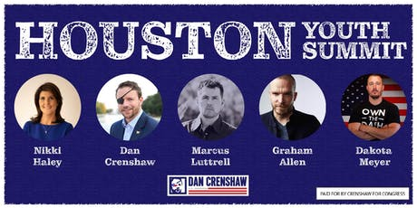 Crenshaw Houston Youth Summit 2019 tickets