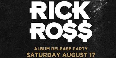 8*17 / RICK ROSS LIVE / Port of Miami 2 Album Release Party / 10:00p -2:00a / NOTO 1209 Vine St, Philadelphia, PA 19107 / August 17, 2019 tickets