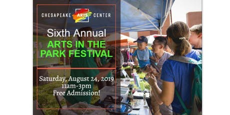 Arts in the Park tickets