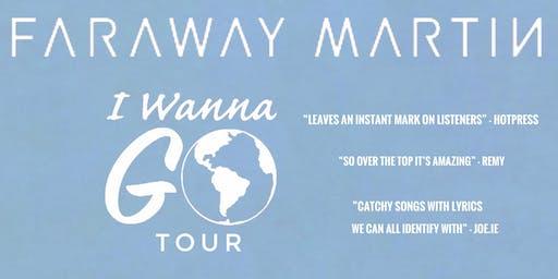 Faraway Martin - Live at the Library, Ballinrobe Homecoming ( I Wanna Go Tour)