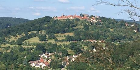 """So,29.09.19 Wanderdate """"Single Wandern Dilsberg Runde um Heidelberg für 50+"""" Tickets"""