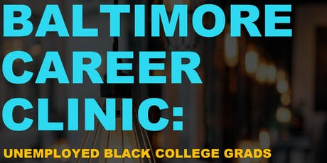Baltimore Career Clinic tickets