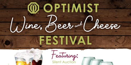De Pere Optimist Wine, Craft Beer and Cheese Festival tickets