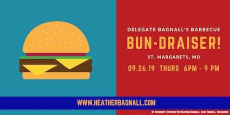 Delegate Bagnall's BBQ Bun-draiser! tickets
