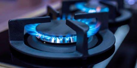 Curso de Actualización profesional en Instalaciones de Gas Natural entradas
