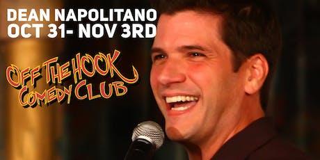 Comedian Dean Napolitano Live in Naples, FL tickets