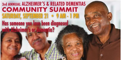 Alzheimer's & Related Dementias Community Summit