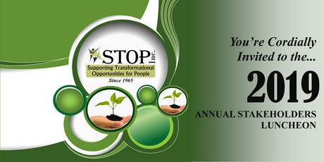 2019 STOP Inc.'s Annual Stakeholders Luncheon tickets