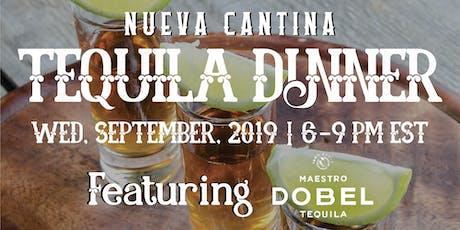 Maestro Dobel Tequila Dinner tickets