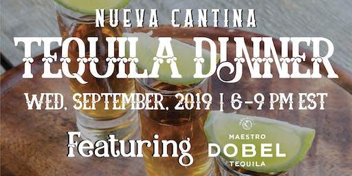 Maestro Dobel Tequila Dinner