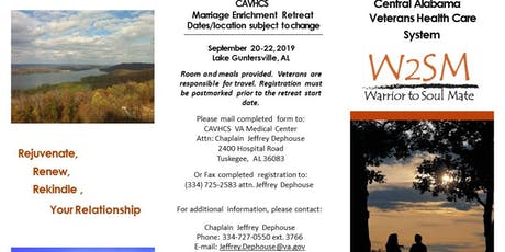 Warrior to Soulmate Marriage Retreat tickets