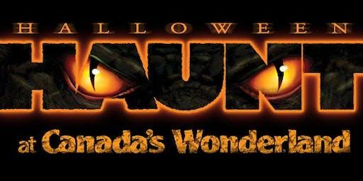 NY - Halloween Haunt