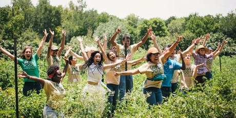 Volunteer at the Urban Roots Farm tickets
