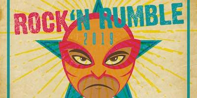 Rock N Rumble III - Temwa x Wrestle For Humanity - LIVE EVENT