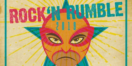 Rock N Rumble III - Temwa x Wrestle For Humanity - LIVE EVENT tickets