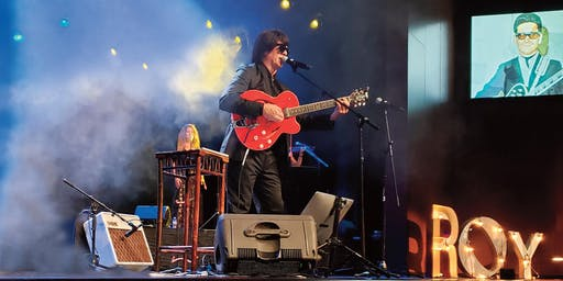 David K as Roy Orbison Oct. 19 Litchfield Opera House, 2 SHOWS!
