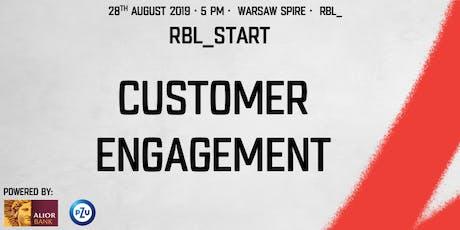 2nd RBL_START Meetup: Customer Engagement tickets