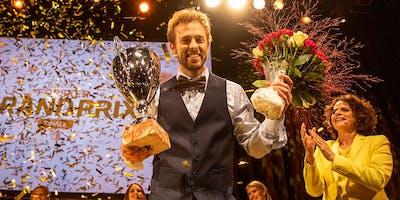 Nasjonal finale i Forsker Grand Prix 2019