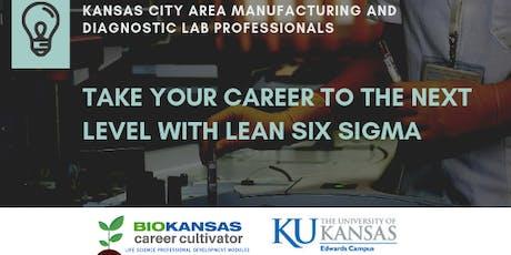 Lean Six Sigma Green Belt Certification tickets