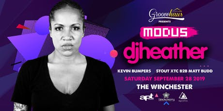 Modus ft DJ Heather tickets