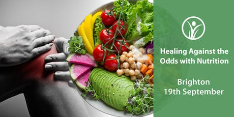 CNM Brighton - Healing Against the Odds with Nutrition tickets