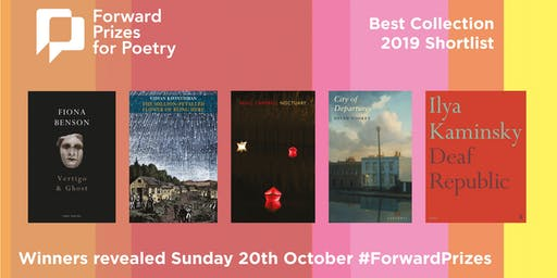 Forward Prizes for Poetry: Northern Preview