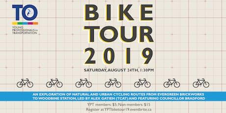 YPT Bike Tour 2019 tickets