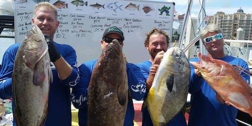 2019 Suncoast Spearfishing Challenge