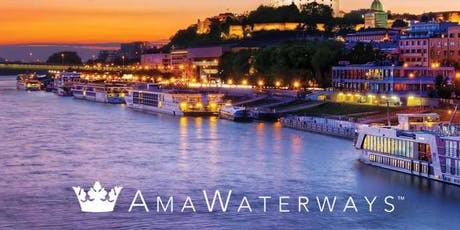 Exclusive Invitation to an AmaWaterways Christmas Markets Travel Talk tickets