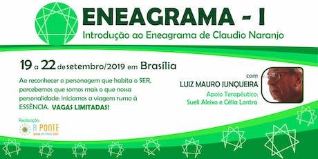 ENEAGRAMA 1 - com Luiz Mauro Junqueira ingressos