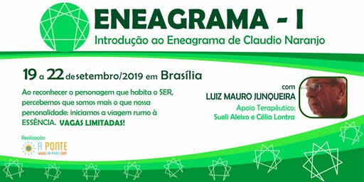 ENEAGRAMA 1 - com Luiz Mauro Junqueira