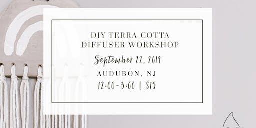 DIY Terra-Cotta Diffuser