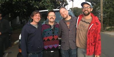 Nana Grizol, Lee Bains III & The Glory Fires at Comet Ping Pong