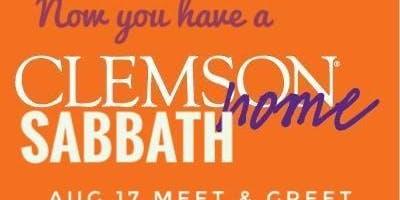 Clemson Sabbath Meet & Greet
