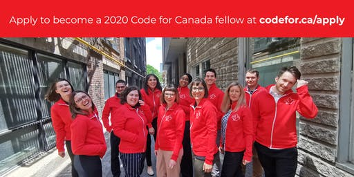 Code for Canada Open House: Halifax