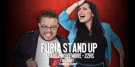 Furia Stand Up en San Luis entradas