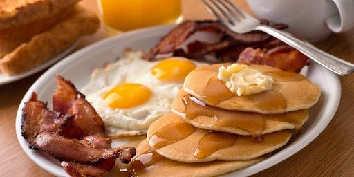 You're invited to a special breakfast at WJC!