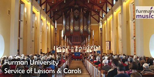 Furman Lessons and Carols 2019