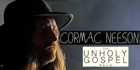 Cormac Neeson with Unholy Gospel Band tickets