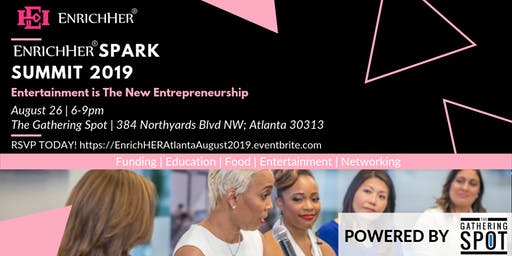 EnrichHER Spark Atlanta, GA Summit 2019