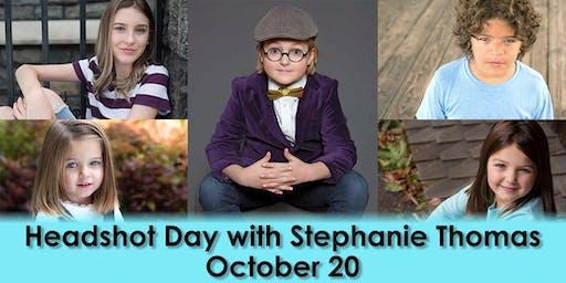 October Headshot Special with Stephanie Thomas