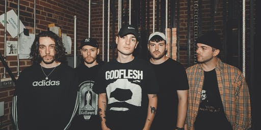 Boston Manor w/ Microwave, Heart Attack Man, + more  @ Outland Ballroom