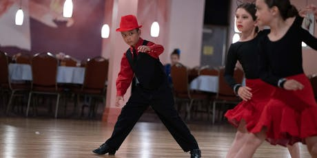 Free Dance Class: Kids Latin & Ballroom & Assessment 2019. Blueheel Dance Studio: tickets