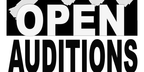 Open Auditions tickets