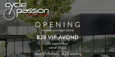 Opening Cycle-Passion Concept Store